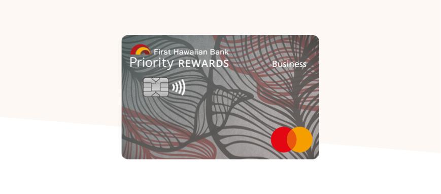 Priority Rewards Business Credit Card