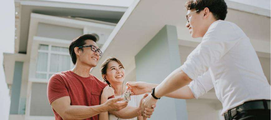 First time homebuyer loans