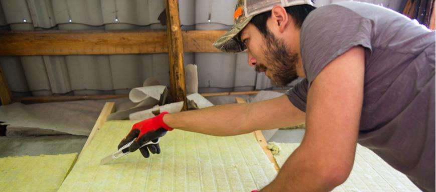 Construction and home improvement refinance