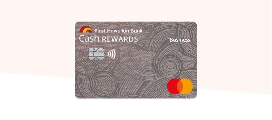 Cash Rewards Business credit card