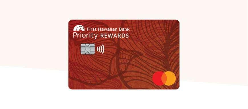 Priority Rewards℠ Credit Card
