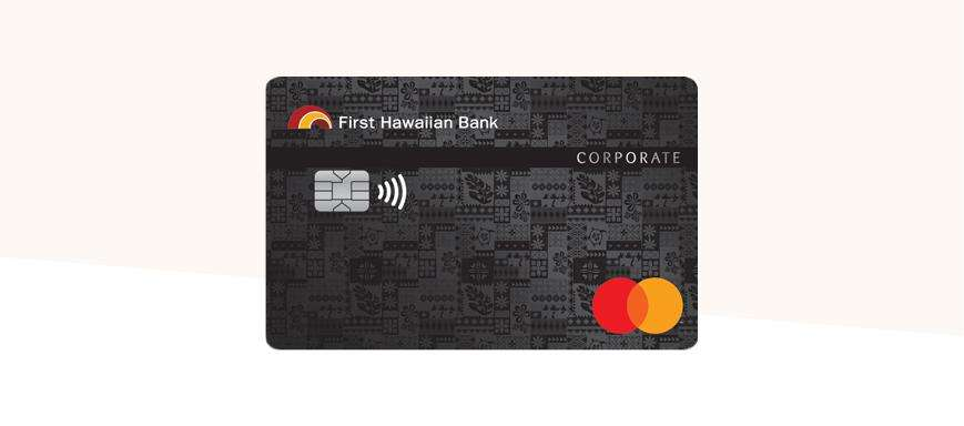 Corporate MasterCard Image